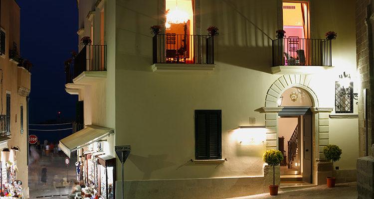 Utilisation privée et exclusive du Palazzo Papaleo